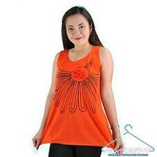 Aimee Floral Sleeveless Shirt