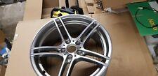 BMW 3 SERIES REAR ALLOY LA WHEEL, M DOUBLE SPOKE 313 - 7844344