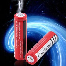 18650 3.7V 3000mAh Rechargeable Li-ion Battery for Flashlight Torch LO