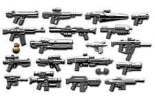 BRICKARMS Sci-Fi Weapons Pack 2016 for Lego Minifigures Limited Edition