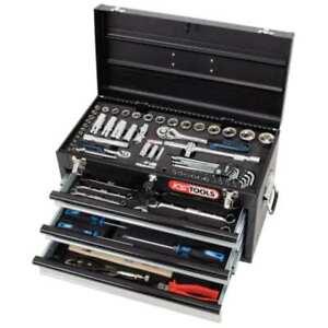 Ks_Tools 1/4+1/2 Universal-Werkzeug-Satz, 99-tlg, 918,0200