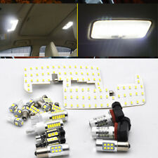 22 LED Interior Exterior Light Upgrade Kit for Toyota Landcruiser Prado 150 Seri