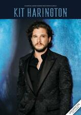 KIT HARINGTON CALENDAR 2019 LARGE WALL A3 POSTER SIZE NEW BY RED STAR