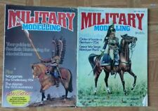 2 Military Modelling Magazines - Mar & May