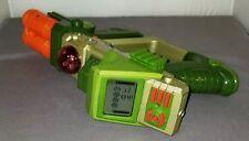 Tiger Electronics Hasbro Lazer Tag TEAM OPS Green Laser Gun