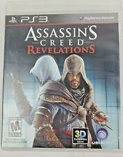 Assassin's Creed: Revelations PS3 (Sony PlayStation 3, 2011) Complete