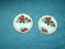 More details for 2 x hammersley/spode princess house butter small dishes 9 cm wide