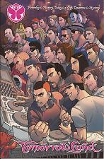 Tomorrowland #4 Titan Comics DJs disc jockeys music festival Nameless One VF