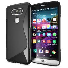 NALIA Handy Hülle für LG G5, Ultra Slim Silikoncover case, Dünne Schutzhülle