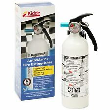 Fire Extinguisher Home Car Office Safety Kidde 5-B:C 3-lb Disposable Marine New