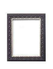 Antique Ornate classic swept Picture frame photo frame poster frame  White Gold