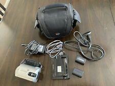 Sony Handycam DCR-SR42 Digital Video Camera Zeiss 40x Optical Zoom Lens WORKS!!