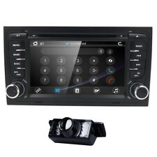 "7"" Touchscreen Audi A4 2002 03-2008 Car Stereo GPS Bluetooth DVD Player Radio"