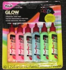 Tulip Glow Dimensional Fabric Paint By Spotlight