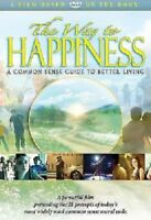 The Way To Happiness ( DVD, 2009 )