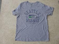 Seattle Seahawks Football Vintage style T-shirt LARGE