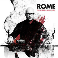 ROME - The Hyperion Machine CD  Of the Wand and the Moon Death in June Forseti