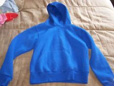 Ladies Russell Athletics Blue Hoodie Size S In Excellent Condition