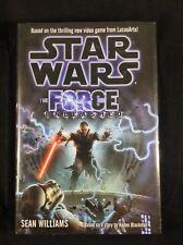 Star Wars: The Force Unleashed by Sean Williams (2008, Hardcover)