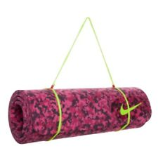Nike Camo Yoga Training Mat with adjustable carrying strap crossfit gym workout