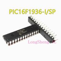 1PCS PIC16F1936-I/SP I/SS SO DIP-28 NEW