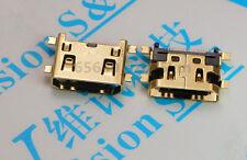 10PCS Mini HDMI  Type C Female 19-pin SMD  Socket Shen plate jack connector