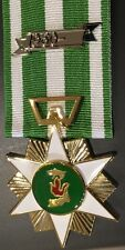 Republic of Vietnam Campaign Medal Replica + Ribbon + 1960 Clasp + FREE Postage