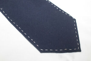 JOOP Quilted Wool tie Made in Italy F561  man