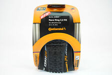 "Continental Race King RaceSport RS 27.5 X 2.2"" Folding Mountain Bike Tire 480g"