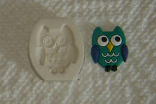 Owl Polymer Clay Push Mold Free ship after first one