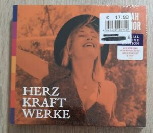 CD - Sarah Connor - HERZ KRAFT WERKE /Special Deluxe Edition inkl. 6 neuen Songs