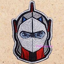 Duke Fleed Head Patch Cartoon Robot Mazinger Z Grendizer Goldorak Embroidered