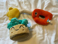 Bark Box Spa Squeakulent Succulent & Vin Unleaded Gas Pump Large Dog Toy 2 Pack!
