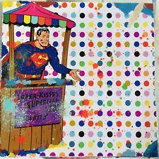 MR CLEVER ART SUPER JUXTAPOP #4 UNIQUE urban pop art street contemporary print