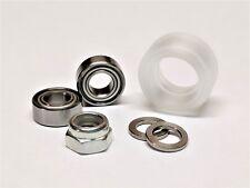 20pcs Polycarbonate Mini V Wheel Kit - 20mm extrusion linear rail CNC 3D printer