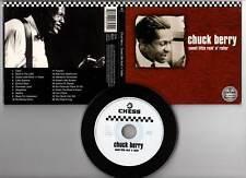 """CHUCK BERRY """"Sweet Little Rock'n'Roller"""" (CD Digipack) 1997"""