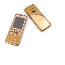 Neuf Nokia Brand 6300 gold débloqué caméra bluetooth téléphone portable