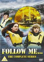 FOLLOW ME the complete series. Ronald Fraser. New sealed DVD.
