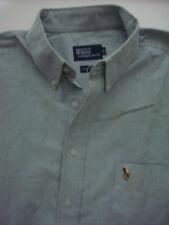 Polo by Ralph Lauren Herren Hemd Gr. M mintgrün