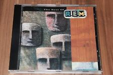 R.E.M. - The Best Of R.E.M. (1991) (CD) (I.R.S. Records ‎– 7131282)