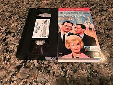Lover Come Back VHS! 1961 Rare Mint MCA Universal Home Video Print!