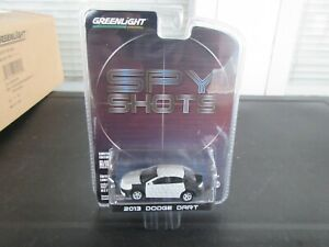 GreenLight 2013 Dodge Dart Spy Shots 1:64 S Scale