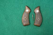 Smith & Wesson J Frame Round Butt Original Factory Diamond Grips
