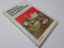 REGOLA SANITARIA SALERNITANA Testo Italiano Latino Edizione Napoleone 1981