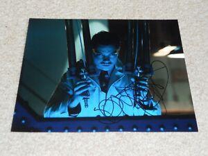 SUPER SALE!  Captain America - 'Stark': Dominic Cooper Signed 11x14 Colour Photo