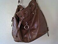 Bueno hobo bag,tote shoulder bag,hipster, Bohemian,lots of pockets and style