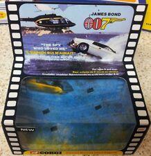Corgi James Bond Lotus Diecast Cars