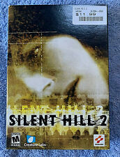 PC Silent Hill 2 Classic Konami Single Player Survival Horror New & Sealed Game