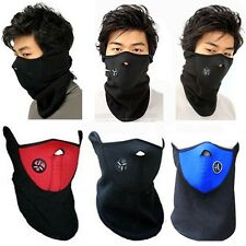 BIKE MOTORCYCLE SKI THERMAL FACE NECK WARMER MASK BALACLAVA OUTDOOR SPORT NEW