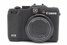 Canon Powershot G15 12.1MP 7.6cmscreen 5x zoom fotocamera digitale con batteria